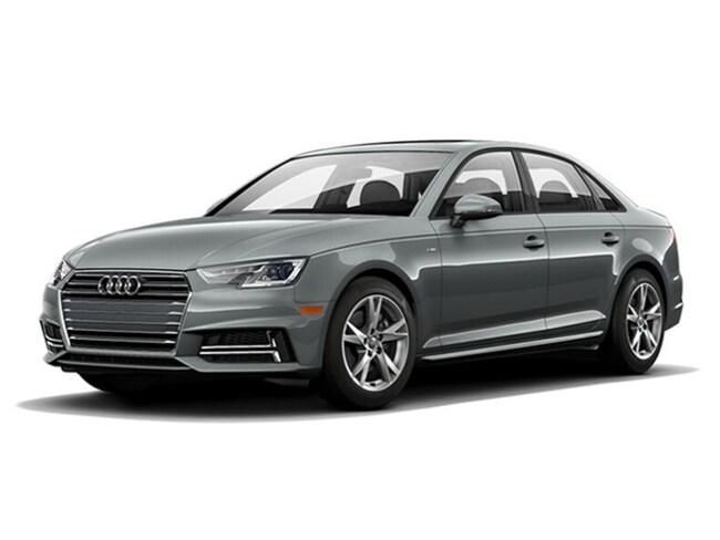 New 2018 Audi A4 2.0T Premium Sedan