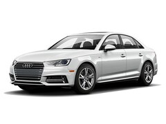 New Audi 2018 Audi A4 2.0T ultra Premium Sedan in Columbus, OH