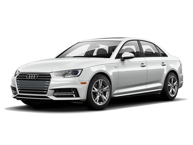 2018 Audi A4 2.0T ultra Premium Plus Sedan