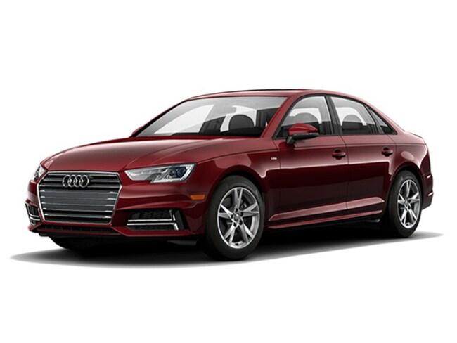 2018 Audi A4 2.0T ultra Premium Plus Sedan