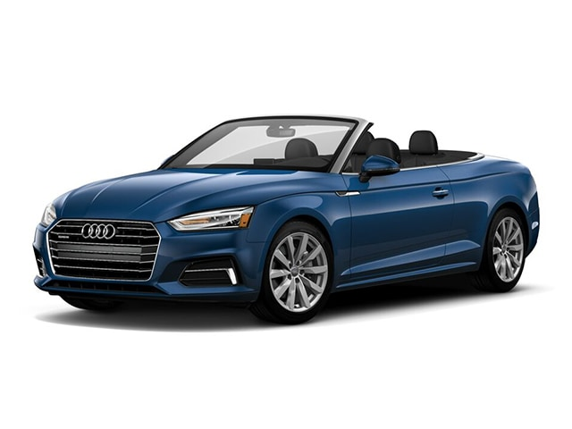 Learn About The 2018 Audi A5 Cabriolet In Rockville Md