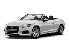 New Audi 2018 Audi A5 2.0T Premium Plus Convertible for sale in State College