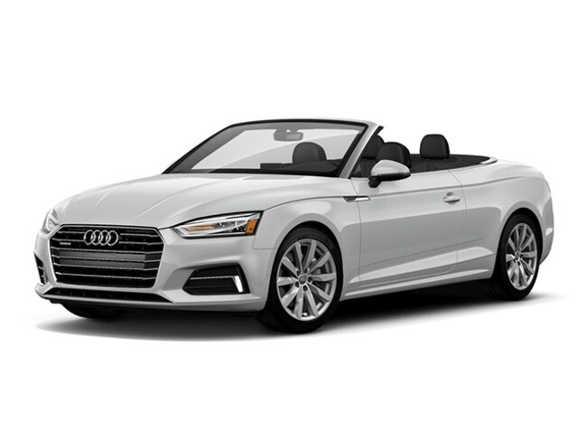 New 2018 Audi A5 2.0T Cabriolet for sale in Latham, NY