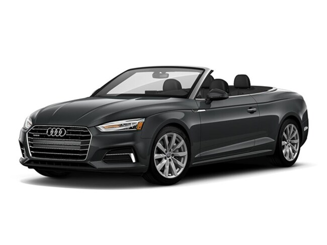New 2018 Audi A5 2.0T Premium Plus Cabriolet For Sale/Lease near Milwaukee in Brown Deer, WI