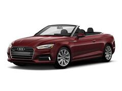 New 2018 Audi A5 2.0T Premium Plus Cabriolet WAUYNGF52JN017044 Denver Colorado
