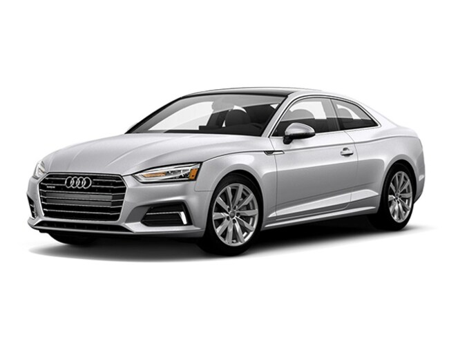 2018 Audi A5 Premium Plus Navigation Audi Certified Coupe