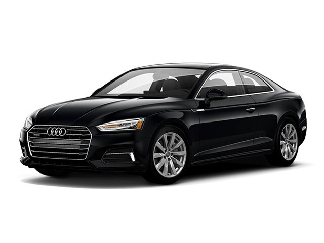 Certified Pre-Owned 2018 Audi A5 2.0T Premium Plus Quattro Coupe in Cary, NC near Raleigh