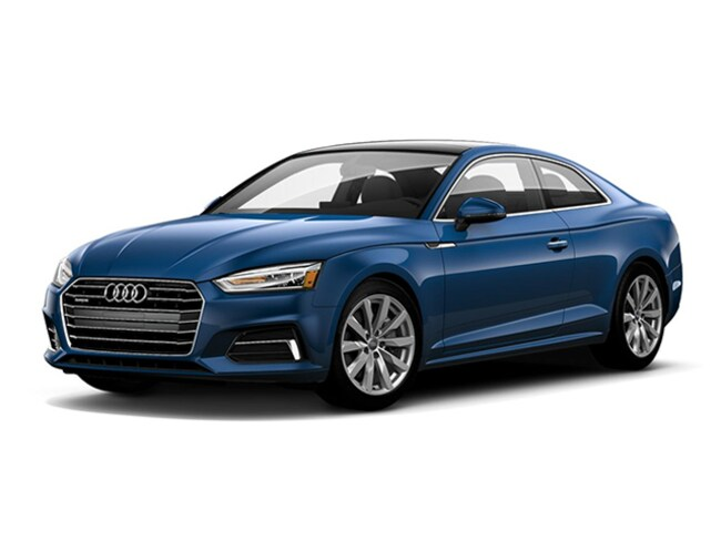 Used 2018 Audi A5 Coupe Premium Plus 2.0 TFSI Premium Plus S tronic Near San Francisco