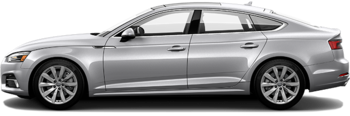 2018 A5 Sedans and Sportbacks