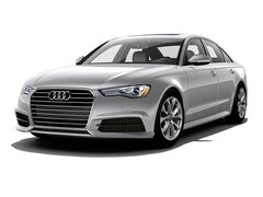 New 2018 Audi A6 2.0T Premium Sedan WAUG8BFCXJN014302 for sale in Latham, NY