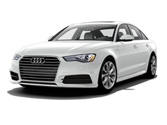 New 2018 Audi A6 2.0T Premium Plus Sedan Brookline MA