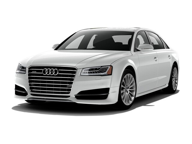 2018 Audi A8 Sedan Fairfield