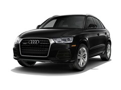 2018 Audi Q3 Premium Plus Sport Utility Vehicle