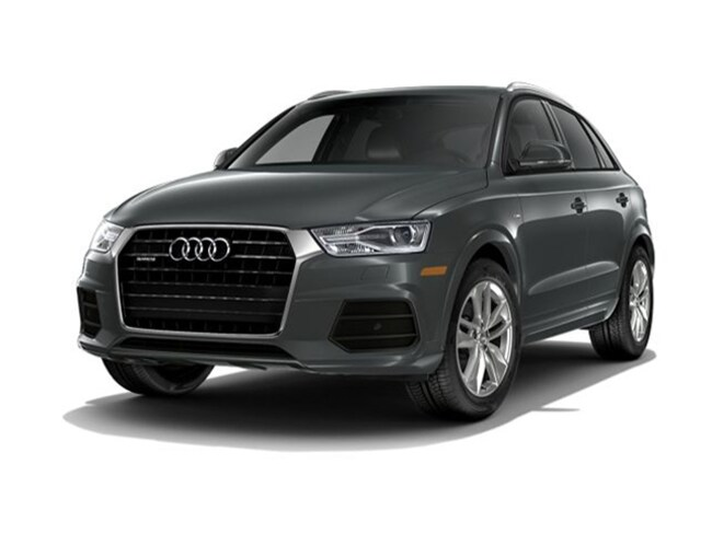 New 2018 Audi Q3 2.0T Premium Plus SUV for sale/lease Salt Lake City UT