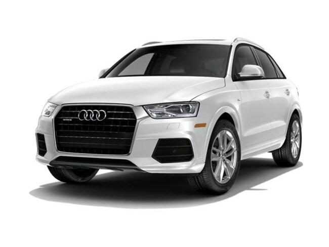 2018 Audi Q3 2.0T SUV