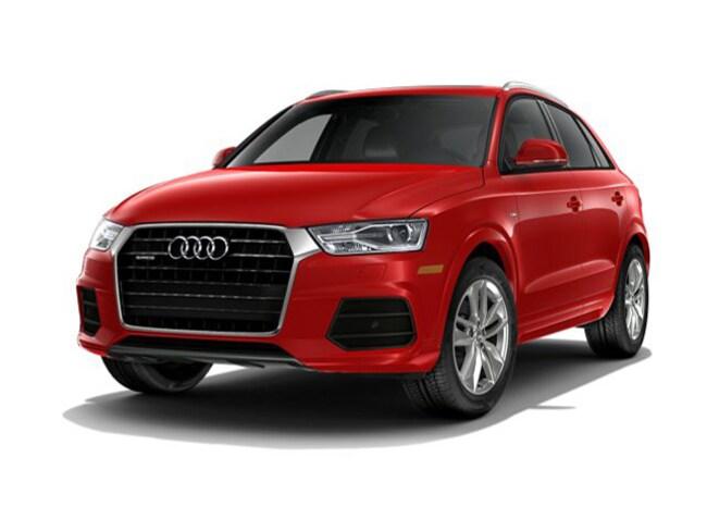New 2018 Audi Q3 2.0T Premium Plus SUV Parsippany
