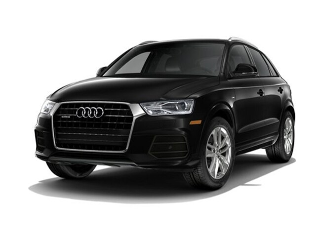 New 2018 Audi Q3 2.0T Premium SUV for sale in Chandler AZ