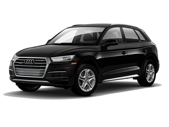 2018 Audi Q5 Suv Brilliant Black