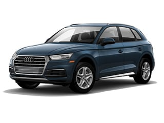 2018 Audi Q5 SUV Utopia Blue Metallic