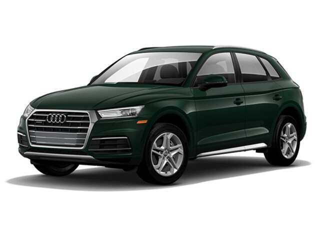 New 2018 Audi Q5 2.0T Prestige SUV in Greenville