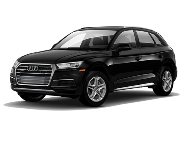 New 2018 Audi Q5 2.0T Premium Plus SUV For Sale/Lease near Milwaukee in Brown Deer, WI