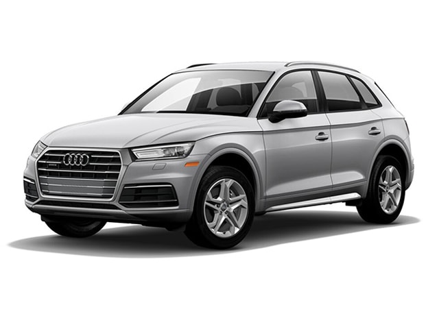 2018 Audi Q5 vs. 2018 Jeep Grand Cherokee