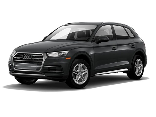 New 2018 Audi Q5 2.0T Tech Premium SUV in East Hartford