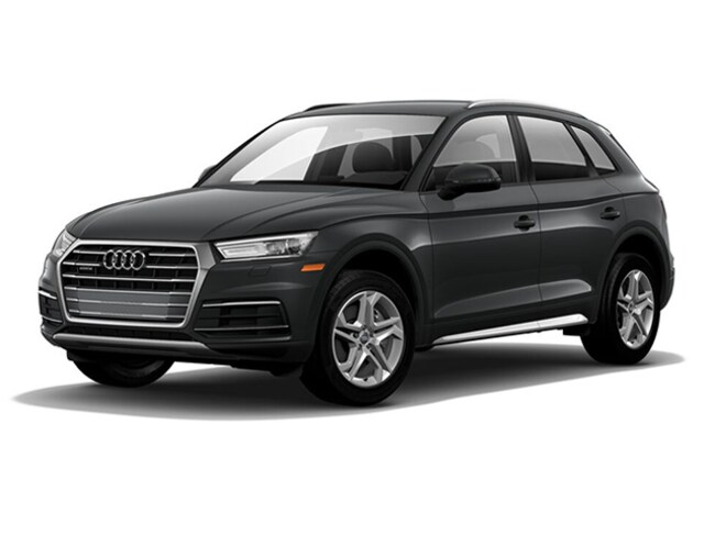 New 2018 Audi Q5 2.0T Premium Plus SUV for sale in San Rafael, CA at Audi Marin