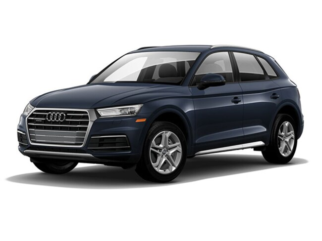 New 2018 Audi Q5 2.0T Premium Plus SUV near Pittsburgh, PA