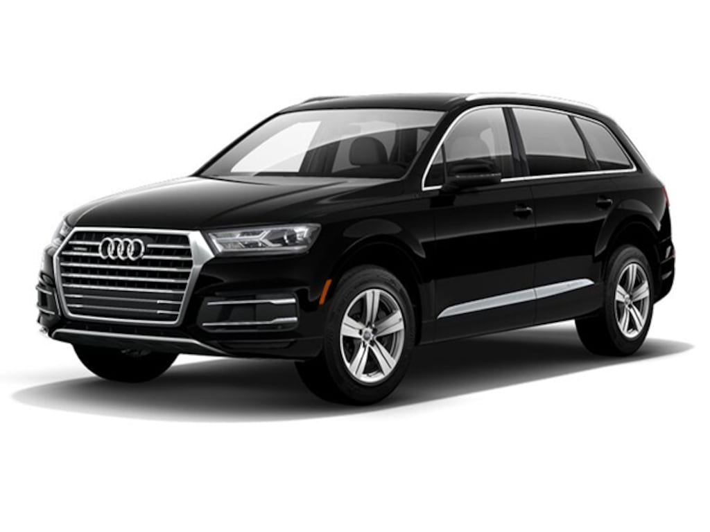 Used 2018 Audi Q7 For Sale in Rockville MD | Stock
