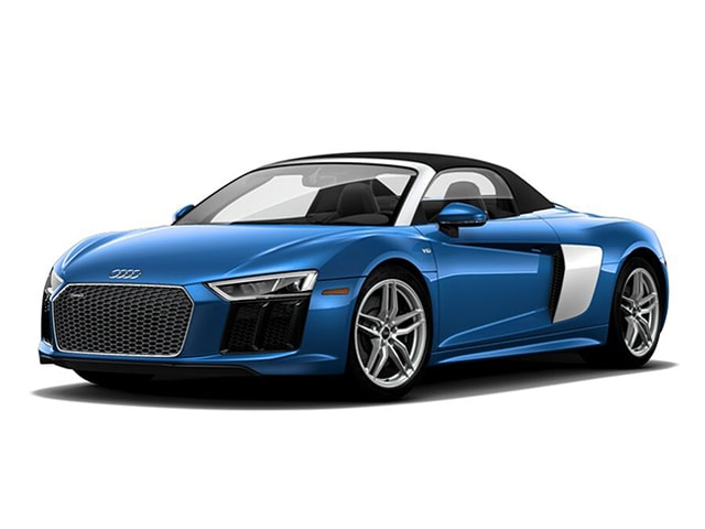2018 audi r8 spyder digital showroom maple hill auto. Black Bedroom Furniture Sets. Home Design Ideas