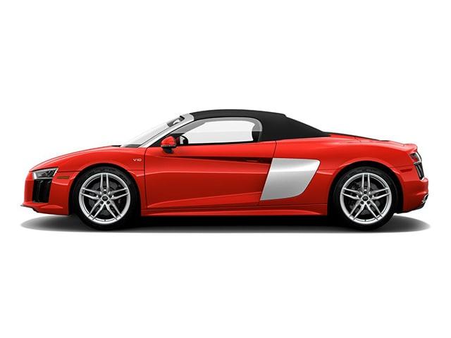 2018 Audi R8 Descapotable