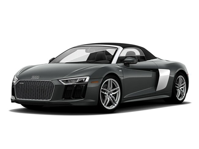 New 2018 Audi R8 5.2 V10 Spyder For Sale in Boise, ID