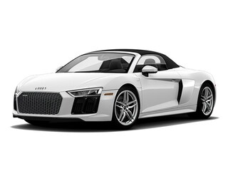 New 2018 Audi R8 Spyder Los Angeles, Southern California
