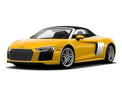 New 2018 Audi R8 5.2 V10 Spyder for sale near Milwaukee
