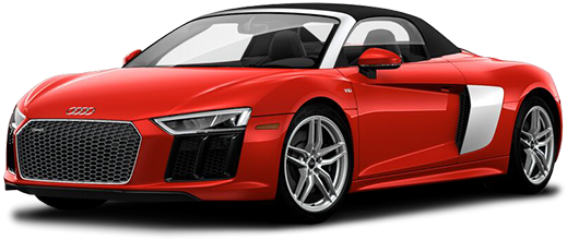 New Audi R8 At Audi Central Houston