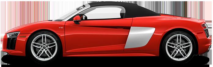 2018 Audi R8 Spyder 5.2 V10