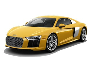 2018 Audi R8 Coupe Vegas Yellow