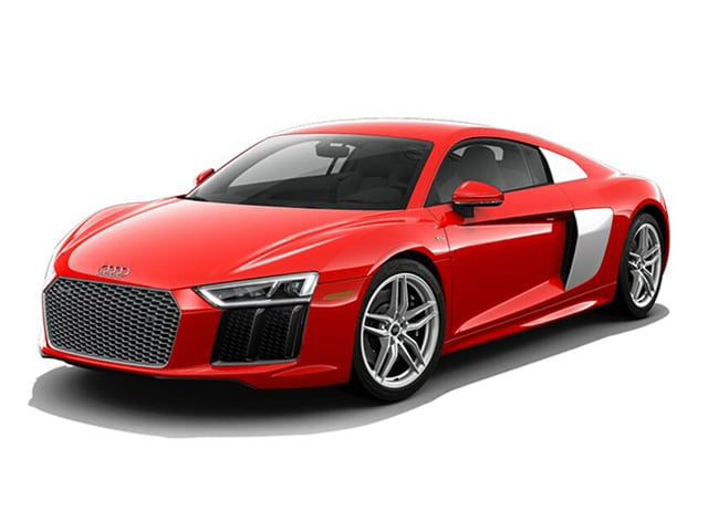2018 Audi R8 Coupe Dynamite Red