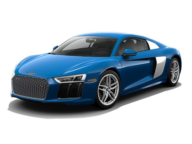 New 2018 Audi R8 5.2 V10 Coupe WUAEAAFX0J7900504 Near Los Angeles