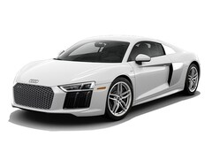 New Audi Models 2018 Audi R8 5.2 V10 Coupe in San Jose
