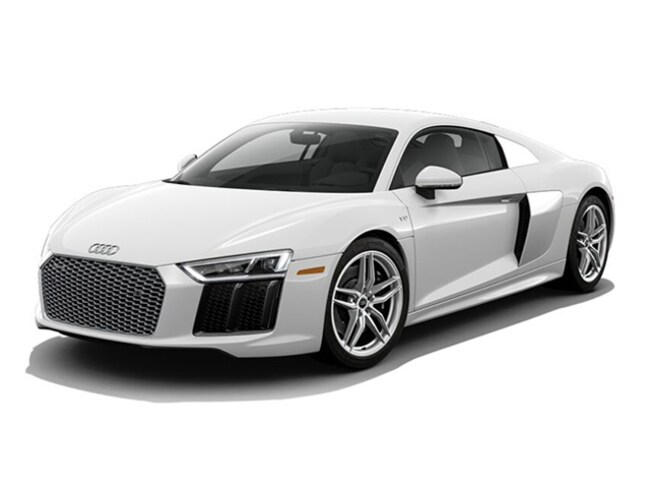 New Audi R For Sale In Parsippany VIN WUAEAAFXJ - White audi r8