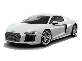 New 2018 Audi R8 5.2 V10 WUAEAAFX8J7900444 in Long Beach, CA