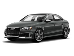 New 2018 Audi RS 3 2.5T Sedan in Cary, NC near Raleigh