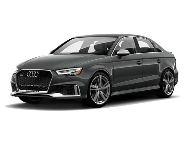 2018 Audi RS 3 Sedan for sale in Highland Park, IL at Audi Exchange