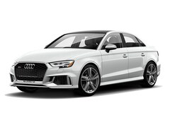 New 2018 Audi RS 3 2.5T Sedan WUABWGFF3J1904399 for sale in Latham, NY