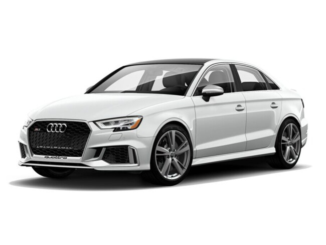 New 2018 Audi RS 3 2.5T Sedan For sale near New Brunswick NJ