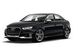 New 2018 Audi RS 3 2.5T Sedan WUABWGFF8J1904821 Wilmington, DE