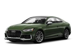 2018 Audi RS 5 Coupe Sonoma Green Metallic