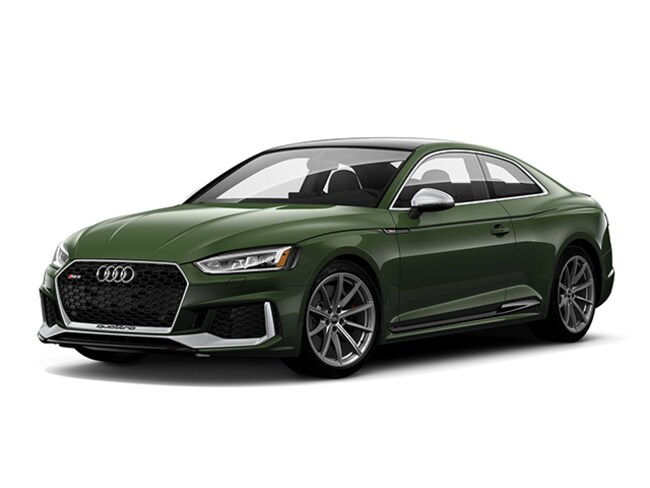 New 2018 Audi RS 5 2.9T Coupe WUAPWAF56JA904181 Near Los Angeles